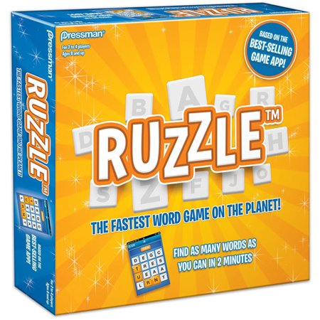 Pressman Toy - Ruzzle Game