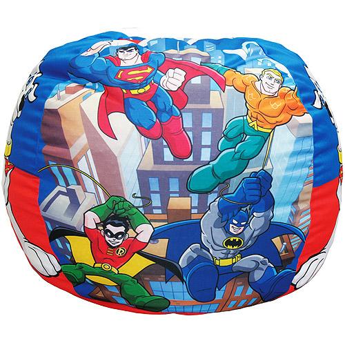 Warner Bros. DC Super Friends Mini Heroes Kids' Bean Bag