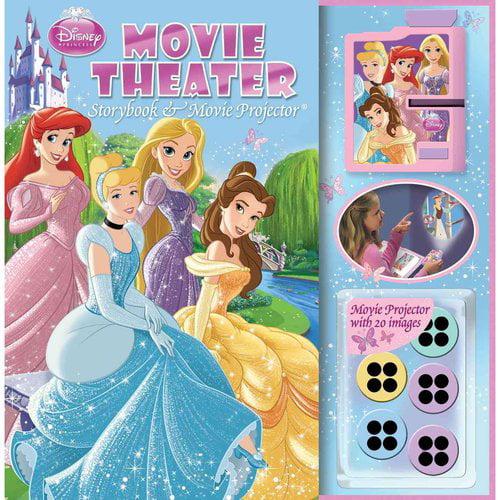 Disney Princess Movie Theater Storybook
