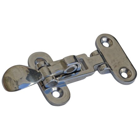 Five Oceans Stainless Steel Lockable Hold-Down Clamp FO-375