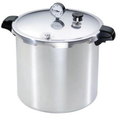 NATIONAL PRESTO IND 01781 23Quart Aluminum Pressure Canner