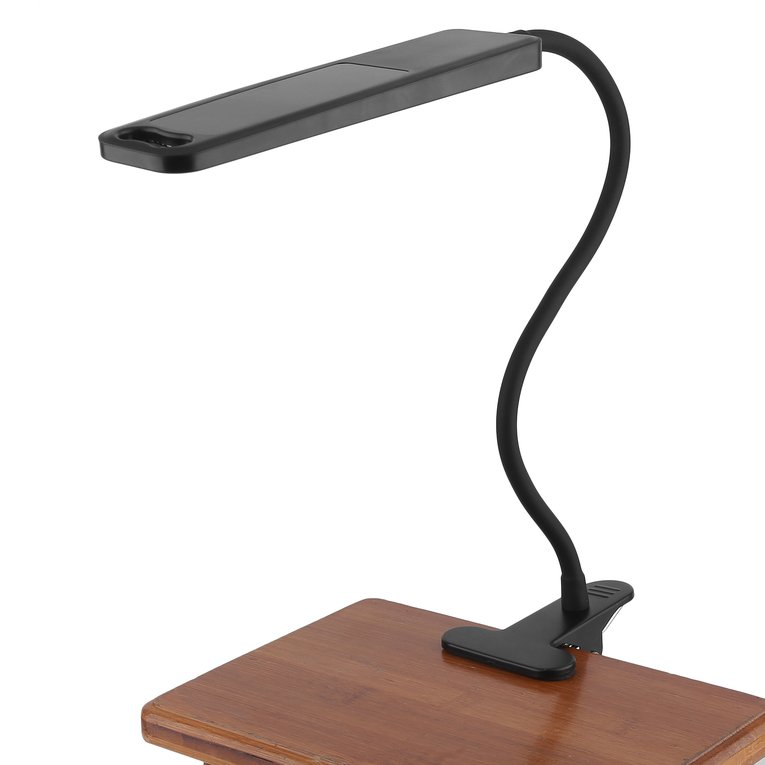 Clamp Stick Table Light Flexible Neck Desk Lamp 36 LED Reading Book Light For Desk Work Table Portable LED Lamp
