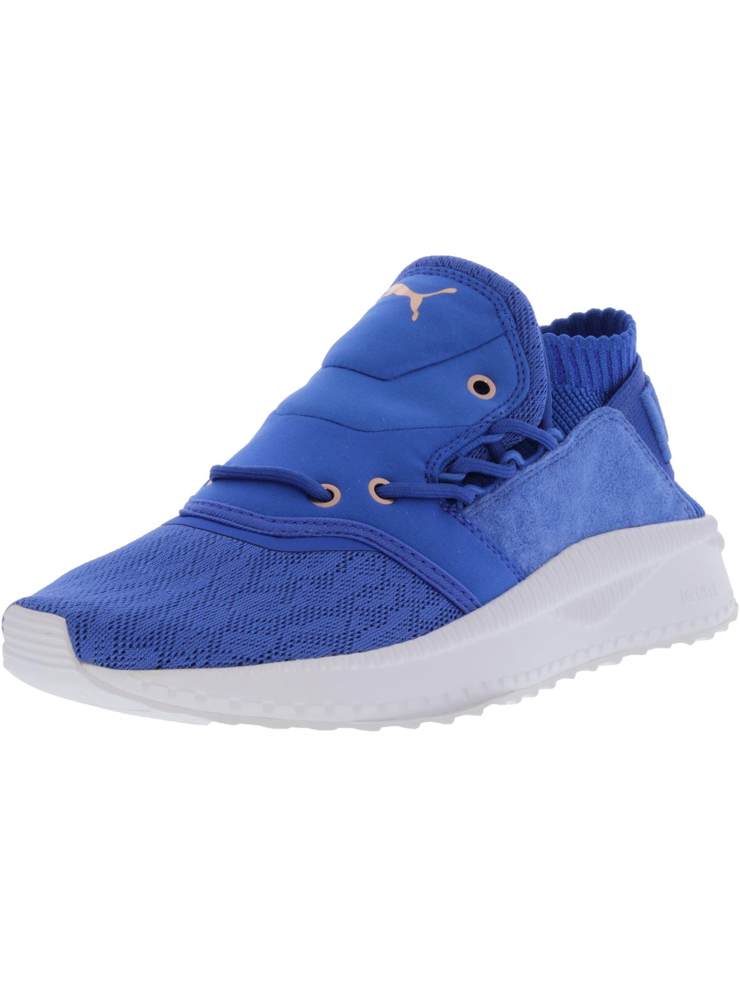 Puma Women's Tsugi Shinsei Lapis Blue / Ankle-High Fabric Training Shoes - 10.5M