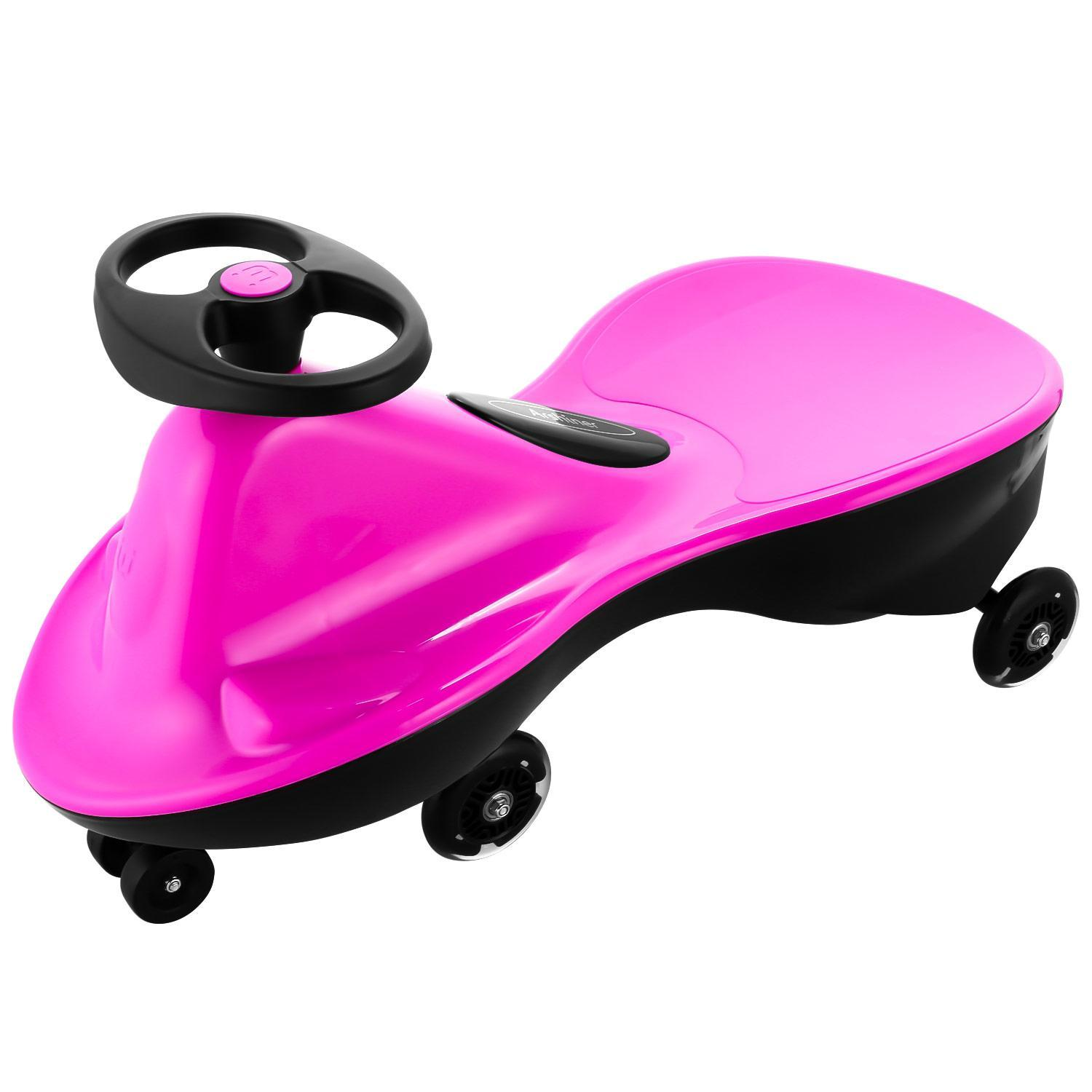 Safety Tested Plasma Cars Ride on Toys Happy Swing Car Vehicle Ride on Wiggle Car for Baby Children Kids