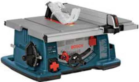 Contractor Table Saw, Bosch, 4100 by Bosch
