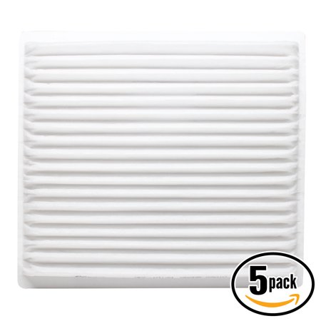 5 Pack Replacement Cabin Air Filter For 2005 Toyota Echo L4 1 5 Car Automotive   Acf 10139