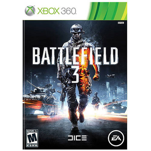 Electronic Arts Battlefield 3 (Xbox 360) - Pre-Owned