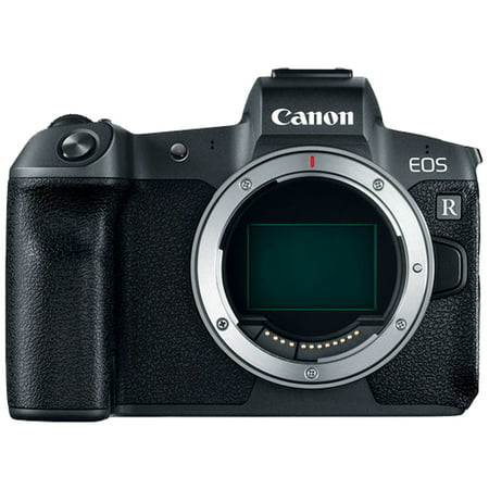 Canon EOS R Mirrorless Digital Camera (Body Only) Canon USA authorized dealer