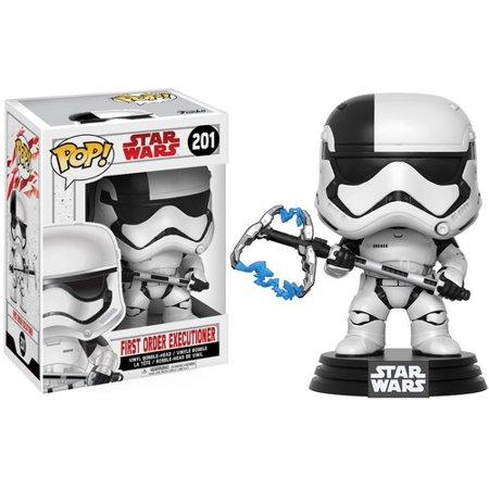 Funko Pop  Star Wars  The Last Jedi   First Order Executione