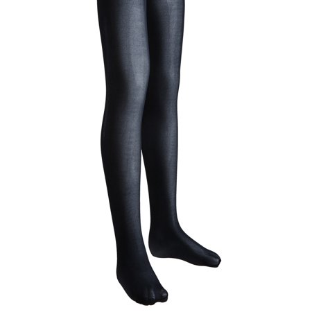 Sportoli Girls Opaque Hold and Stretch Footed Ballet Tights ()