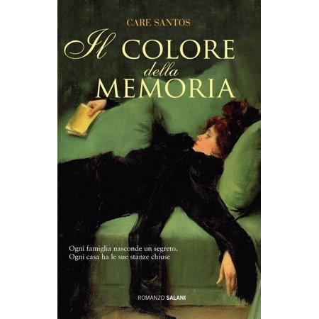 Il colore della memoria - eBook (Schwarze Colore)