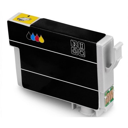 Remanufactured Epson T288XL120 (288XL) inkjet cartridge - high capacity black (for use in Expression Home XP-330 / XP-340 / XP-430 / XP-434 / XP-440 / XP-446)