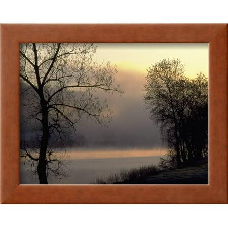 Ohio River Pomeroy Ohio Framed Print Wall Art By Jeff Friedman