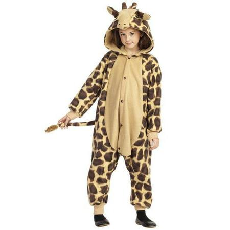Large Georgie The Giraffe Child Costume (Giraffe Kids Costume)
