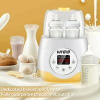 JOYFEEL Baby Bottle Warmer Heater Sterilizer Multifunctional Double Milk Warmer Babyfood Heater