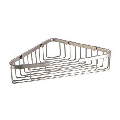 hanebah stainless steel bathroom corner shower caddy rustproof ...