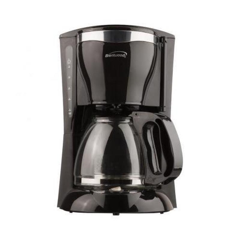 BRENTWOOD TS217 Brentwood 12-Cup Coffee Maker (Black)