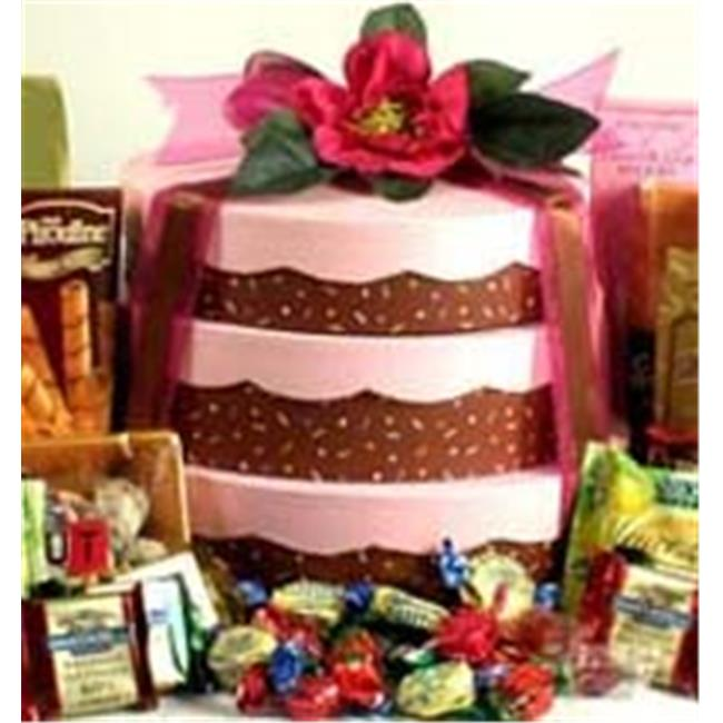 Gift Basket Village YoTaCa You Take The Cake! Gift Basket