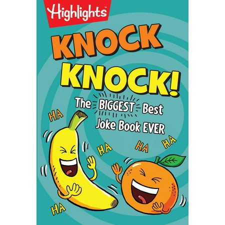 Knock Knock! : The BIGGEST, Best Joke Book EVER (Best Jokes In Tamil)