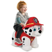 Nick Jr. Paw Patrol 6V Plush Ride ons for Toddlers - Chase/Marshall/Skye