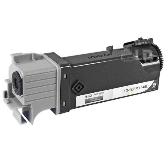 LD Xerox Phaser 6140 Compatible 106R01480 Black Laser Toner Cartridge