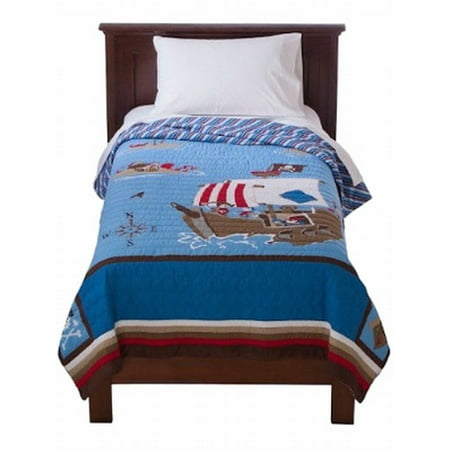 Circo Pirate Bedding Twin
