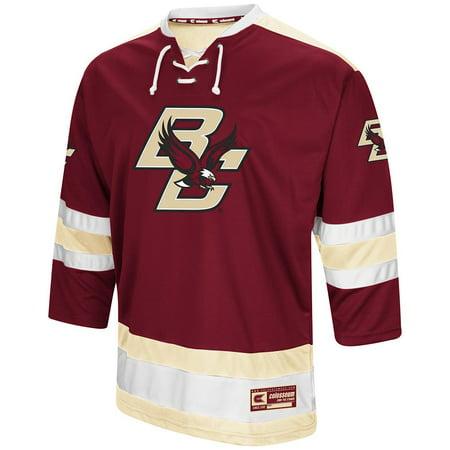 designer fashion 7ba8d 63d11 Mens Boston College Eagles Hockey Sweater Jersey - XL