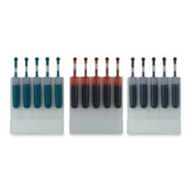 Shachihata Inc XST22011 Refill Ink Cartridges, 5-PK, Red - image 1 of 1