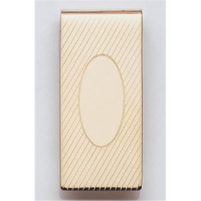 Legere Bmc-101 Gold Money Clip - Brite