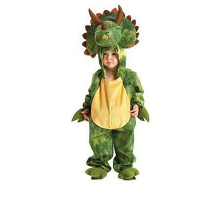 Princess Paradise Triceratops Costume, Small (Triceratops Costume)