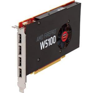 AMD FirePro W5100 Graphic Card - 4 GB GDDR5 - PCI Express...
