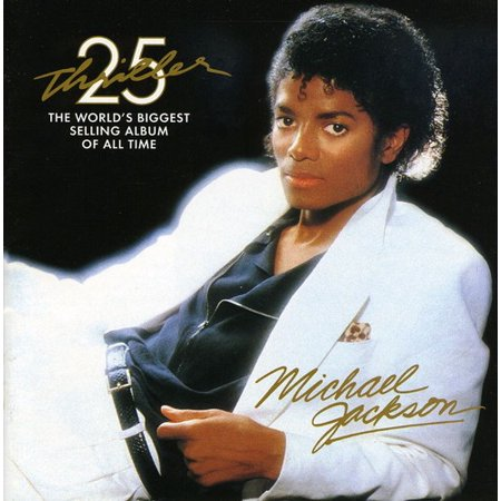 Thriller 25th Anniversary (CD)