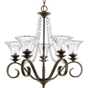 "Progress Lighting P4038 Bliss Chandelier with 5 Lights - 26"" Wide"