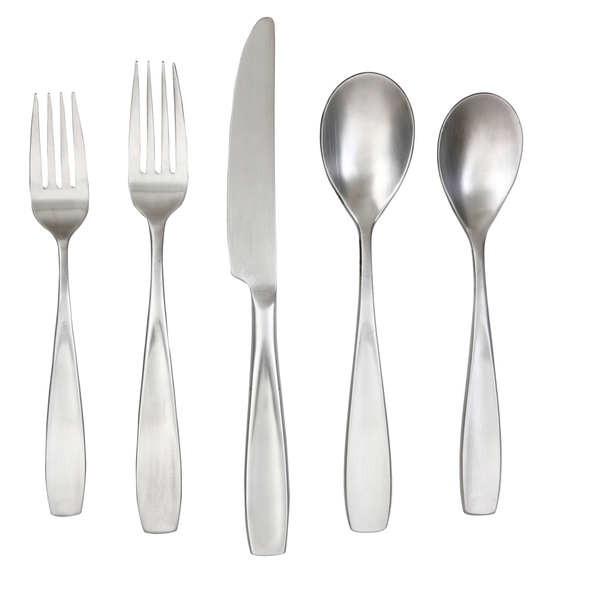 Cambridge Inez Satin 20-Piece Flatware Set by Generic