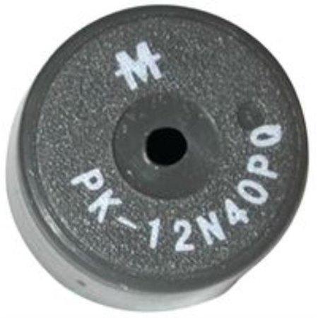 5X Mallory Sonalert Pk-12N40Pq Transducer, Piezo, 4.1Khz, 85Db, 15Vdc