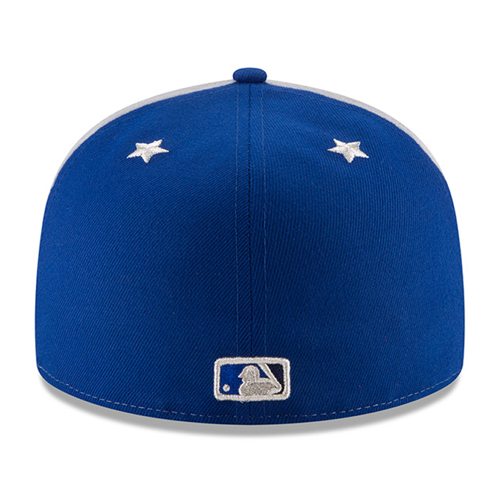 0399a389d730f6 Toronto Blue Jays New Era 2018 MLB All-Star Game On-Field 59FIFTY Fitted Hat  - White/Royal - Walmart.com