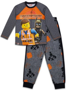 Lego Movie 2 Pajama Set(Little Boys & Big Boys)