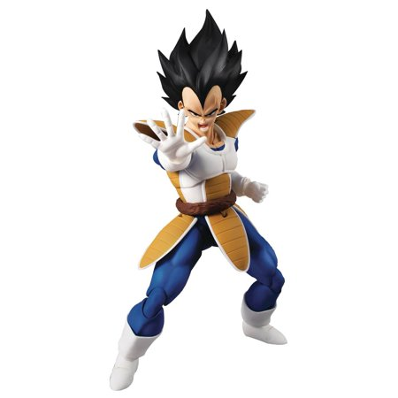 Dragon Ball S.H. Figuarts Vegeta Action Figure [New Sculpt]