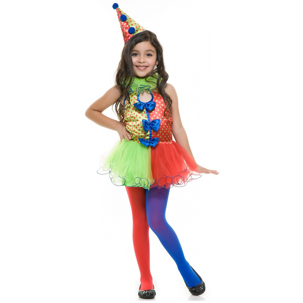 Giggles The Clown Child Costume - Large