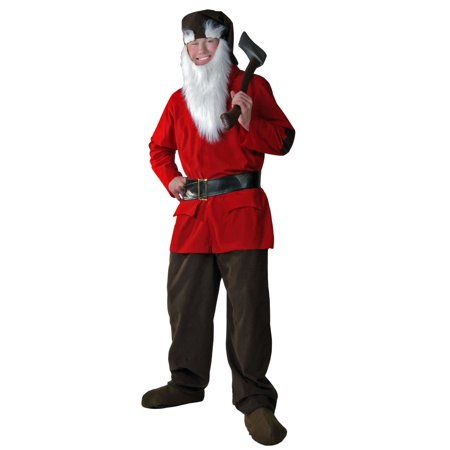 Adult Dwarf Costume - Dwarf Costume Adults