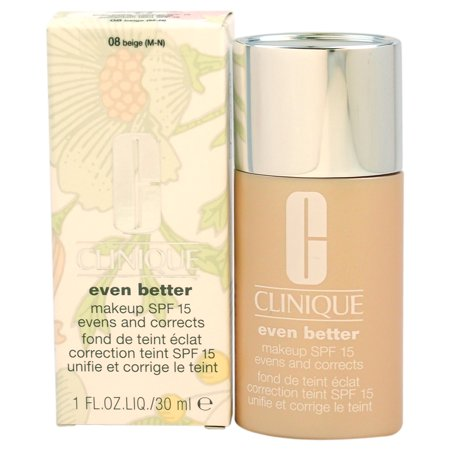 Even Better Makeup SPF 15 - 8 Beige by Clinique for Women - 1 oz