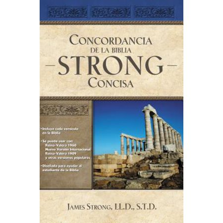 Concordancia de la Biblia Strong Concisa (Biblia King James En Espanol En Linea)