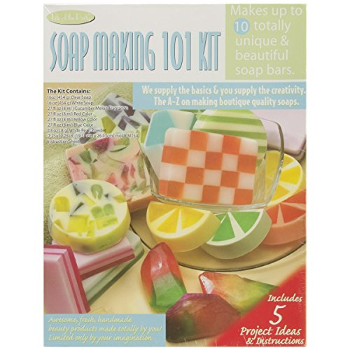 Life Of The Party Soap Making Kit, Soap Making 101