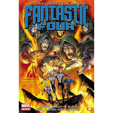 Fantastic Four By Matt Fraction Omnibus