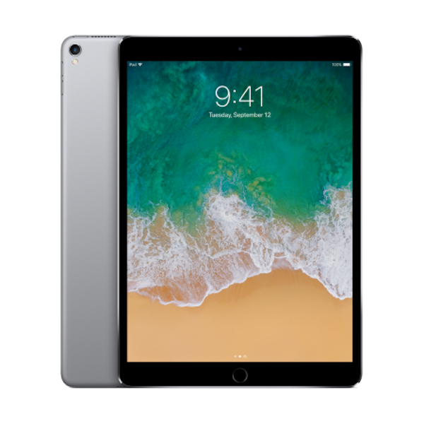 """Apple iPad Pro (10.5"""") 64GB Space Gray Wi-Fi 3D116LL/A"""