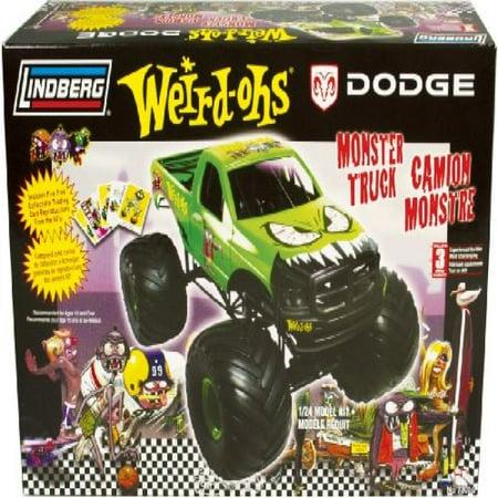 Lindberg Weird-Ohs Monster Truck Wade A