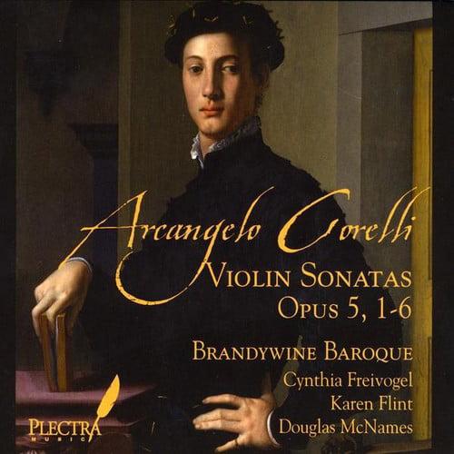Arcangelo Corelli: Violin Sonatas by