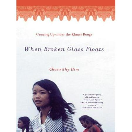 When Broken Glass Floats: Growing Up Under the Khmer Rouge - (Float Kids Glasses)