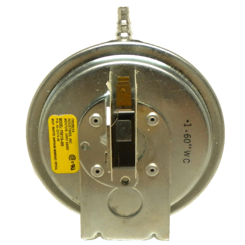 OEM Rheem Upgraded Replacement Air Pressure