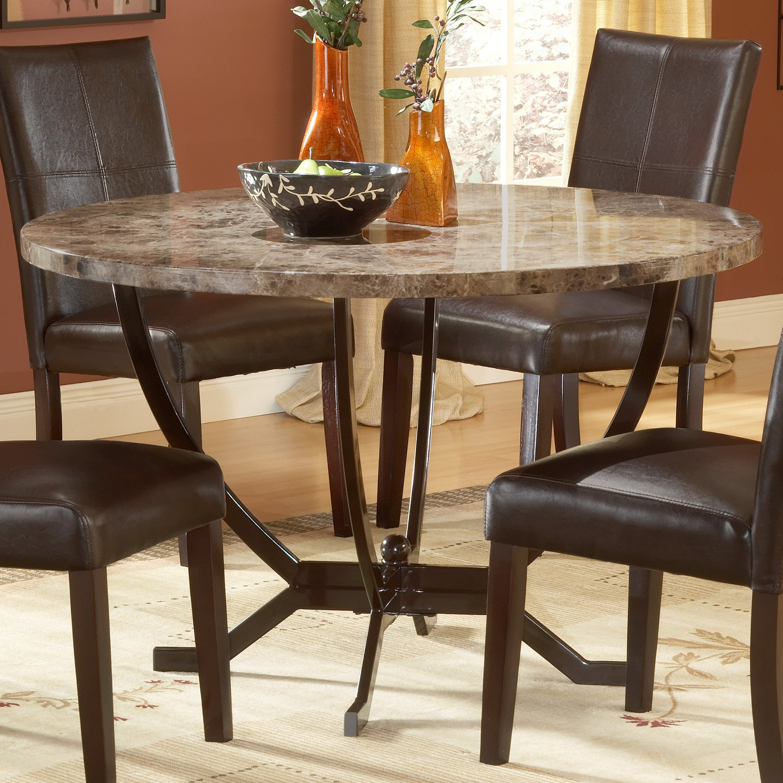 Hillsdale Monaco Round Dining Table by Hillsdale Furniture LLC